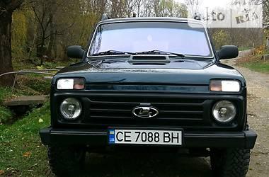 ВАЗ 21213 2000 в Черновцах