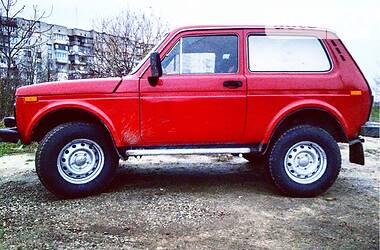 Внедорожник / Кроссовер ВАЗ 21213 1995 в Тернополе