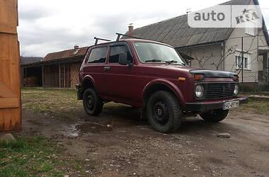 ВАЗ 21213 2002 в Рахове