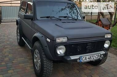 ВАЗ 21213 1983 в Чернобае