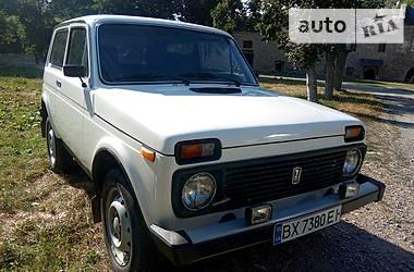 ВАЗ 21213 1996 в Каменец-Подольском