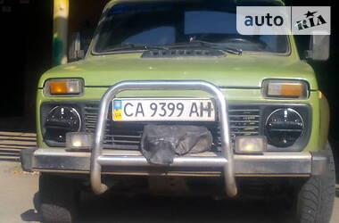 ВАЗ 21213 1996 в Умани