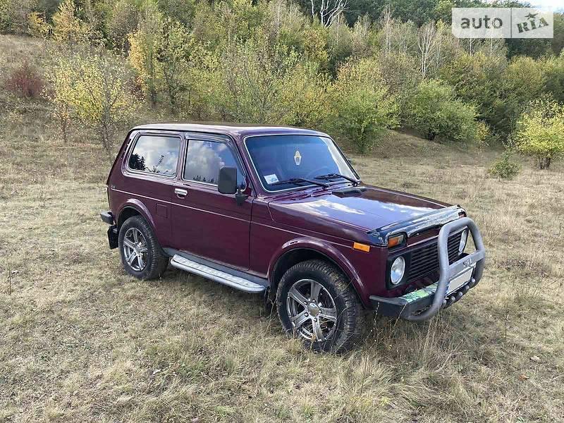 ВАЗ 21213 2003 в Чечельнике