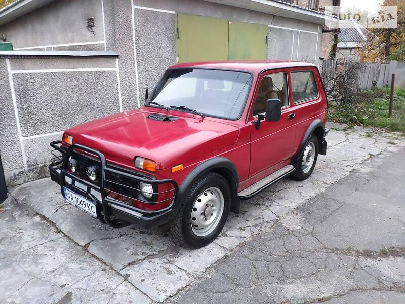 ВАЗ 21213 2001 в Киеве