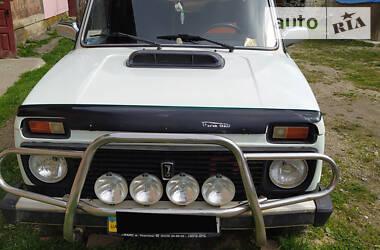 Внедорожник / Кроссовер ВАЗ 21213 1997 в Сторожинце