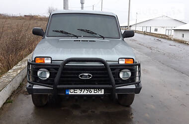 Внедорожник / Кроссовер ВАЗ 21213 2002 в Черновцах