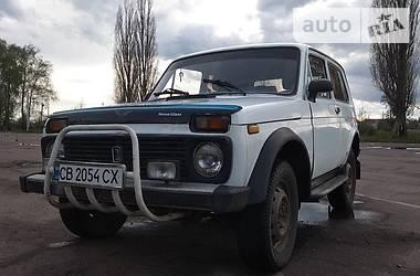 Внедорожник / Кроссовер ВАЗ 21213 1994 в Бахмаче