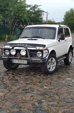 Внедорожник / Кроссовер ВАЗ 21213 2003 в Тальном