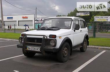 Внедорожник / Кроссовер ВАЗ 21213 1999 в Киеве