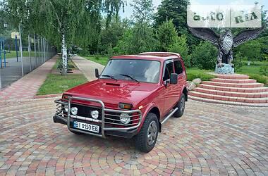 Внедорожник / Кроссовер ВАЗ 21213 1998 в Миргороде