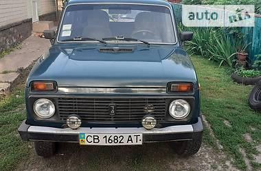 Внедорожник / Кроссовер ВАЗ 21213 2004 в Варве