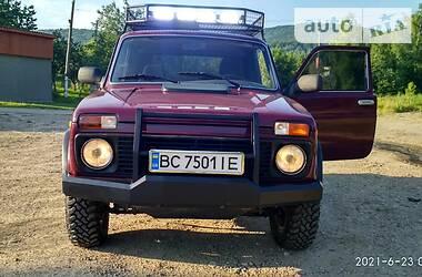 Внедорожник / Кроссовер ВАЗ 21213 2001 в Бориславе