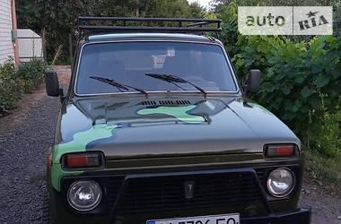 Внедорожник / Кроссовер ВАЗ 21213 1998 в Чернухах