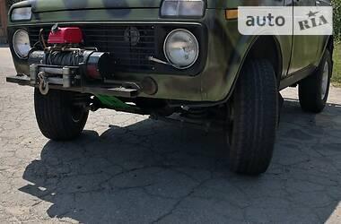 Позашляховик / Кросовер ВАЗ 21213 1995 в Житомирі