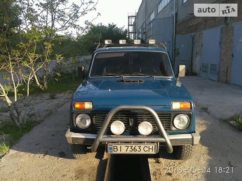 ВАЗ 21214 2006 в Полтаве