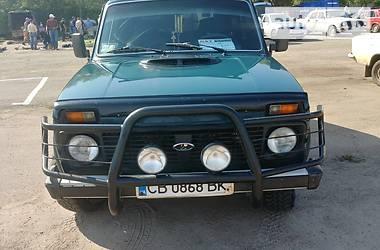 ВАЗ 21214 2007 в Чернигове