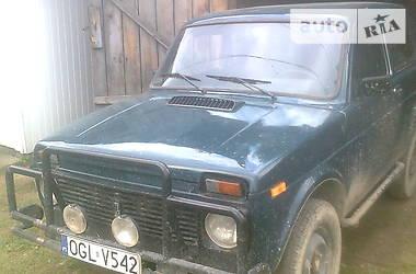 ВАЗ 21214 2000 в Ивано-Франковске