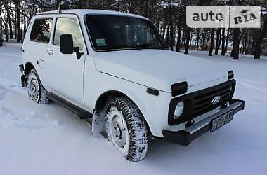 ВАЗ 21214 1995 в Березному