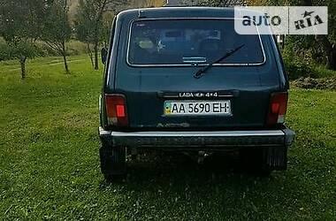 Внедорожник / Кроссовер ВАЗ 21214 2007 в Косове