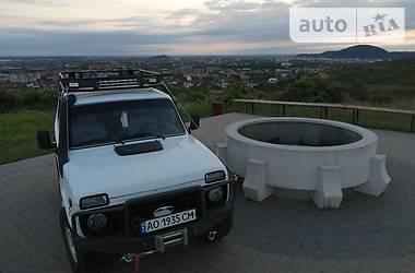 ВАЗ 21214 2006 в Мукачево