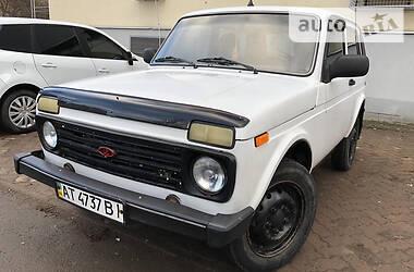ВАЗ 21214 2008 в Ивано-Франковске