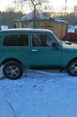 ВАЗ 21214 2005 в Золотоноше