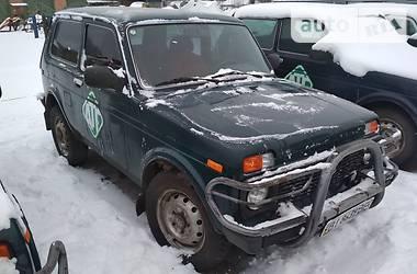ВАЗ 21214 2010 в Миргороде