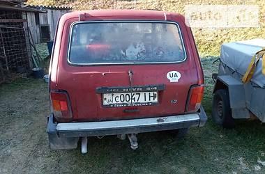 ВАЗ 21214 1993 в Івано-Франківську
