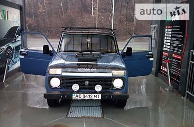 ВАЗ 21214 2006 в Тячеве