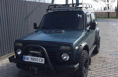 ВАЗ 21214 2007 в Здолбунове