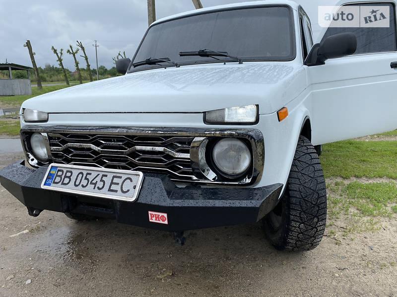 Внедорожник / Кроссовер ВАЗ 21214 2012 в Старобельске