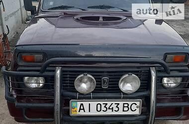 Внедорожник / Кроссовер ВАЗ 21214 2008 в Фастове