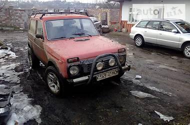 ВАЗ 2121  1982