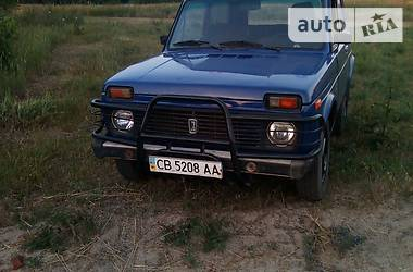 ВАЗ 2121 1987 в Чернигове