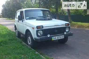 ВАЗ 2121 1983 в Киеве