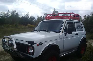 ВАЗ 2121 1986 в Кролевце