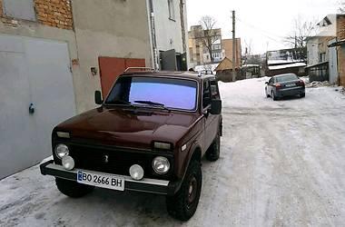 ВАЗ 2121 1985 в Драгобрате