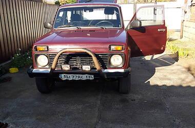 ВАЗ 2121 2007 в Славянске
