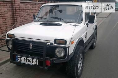 ВАЗ 2121 1995 в Черновцах