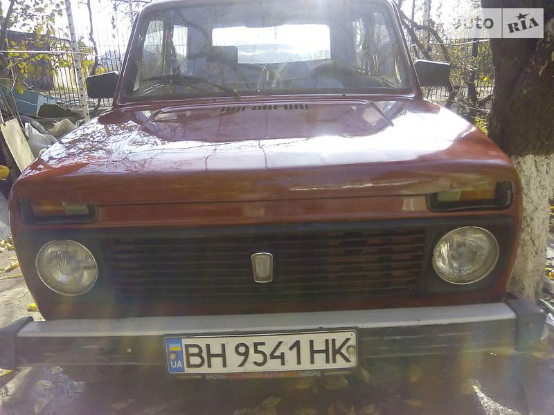 ВАЗ 2121 1981 в Подольске