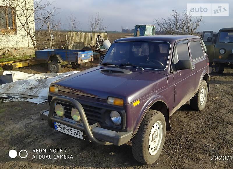 ВАЗ 2121 1982 в Нежине