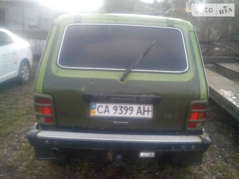 ВАЗ 2121 1996 в Умани