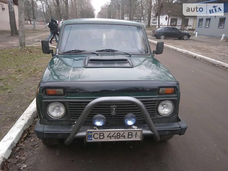 ВАЗ 2121 1999 в Чернигове