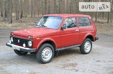 ВАЗ 2121 1990 в Барышевке