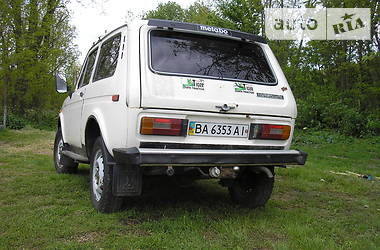 ВАЗ 2121 1988 в Ольшанке