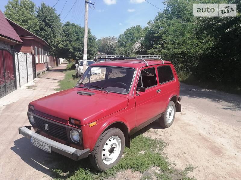 ВАЗ 2121 1991 в Чернигове
