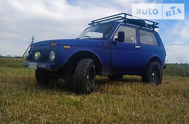 ВАЗ 2121 1984 в Лугинах