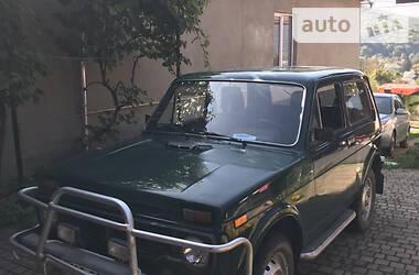 ВАЗ 2121 1998 в Сваляве