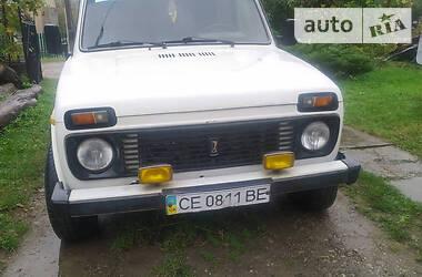 ВАЗ 2121 1991 в Надворной