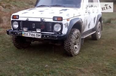 ВАЗ 2121 1995 в Сколе
